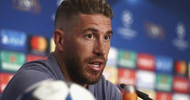 Sergio Ramos parle de Neymar