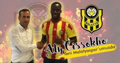 Aly Cissokho s'engage pour deux saisons avec Yeni Malatyaspor
