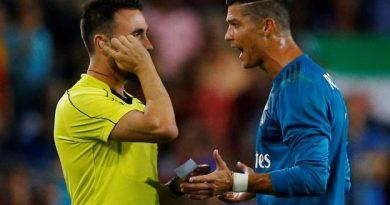 Cristiano Ronaldo s'estime persécuté