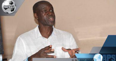 Diamil Faye, président du Gfc