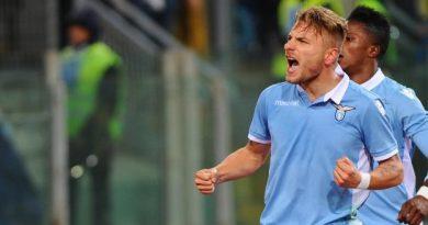 Immobile a inscrit un doublé pour la Lazio face à la Juventus