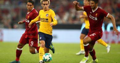 L'Atlético de Madrid bat Liverpool et remporte l'Audi Cup