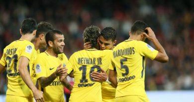 Le PSG de Neymar, Dani Alves ou encore Thiago Silva