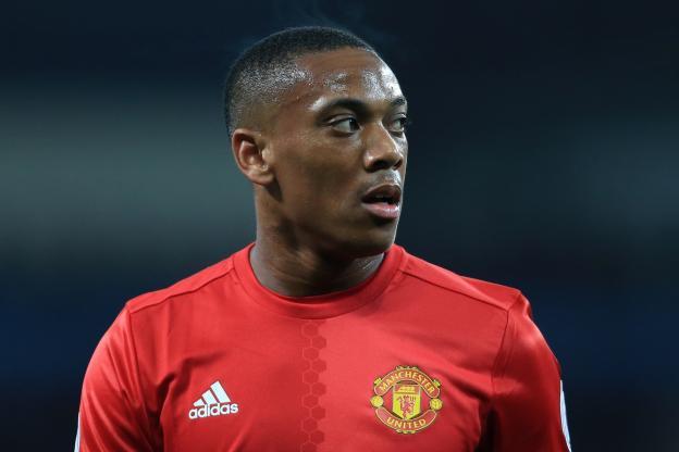 Manchester United ne veut pas céder Anthony Martial