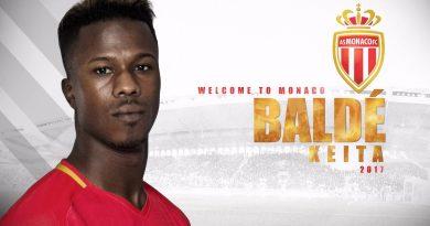 Monaco a acheté l'attaquant sénégalais Baldé Keita à la Lazio contre 30M€