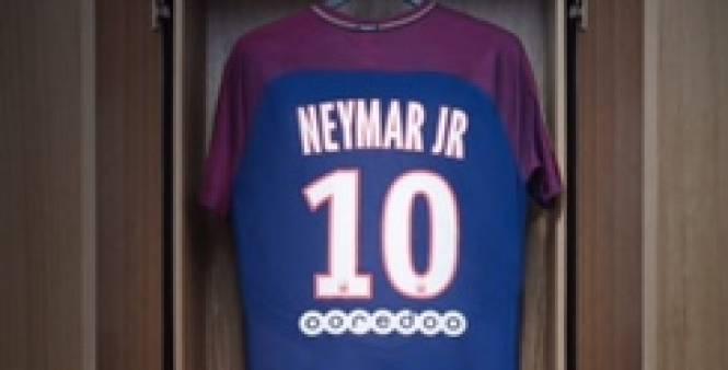 Neymar portera le numéro 10