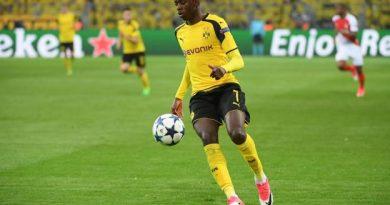 Ousmane Dembélé pourrait quitter Dortmund