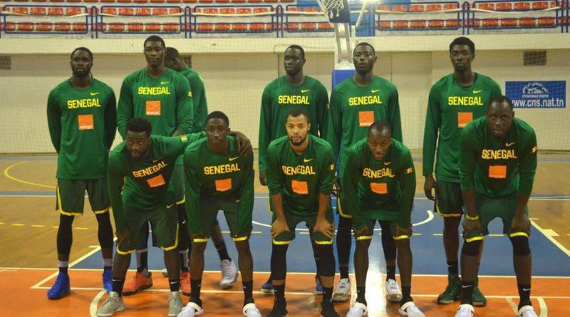 Préparation Afrobasket masculin 2017