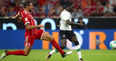 Sadio Mané a marqué le premier but des Reds