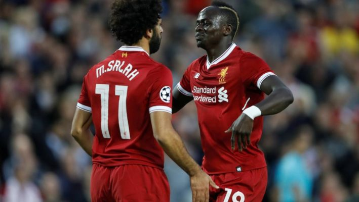 Sadio Mané et Salah portent Liverpool