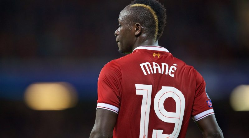 Sadio Mané europe