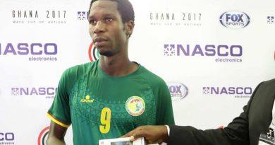 Abdoulaye Diène, le défenseur central des lions dans l'équipe type
