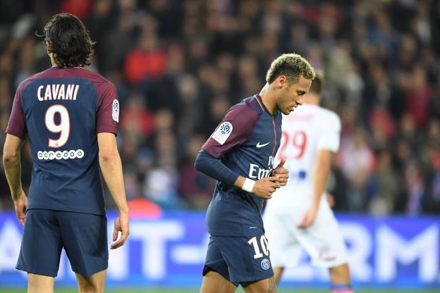 Cavani-Neymar, clash dans le vestiaire