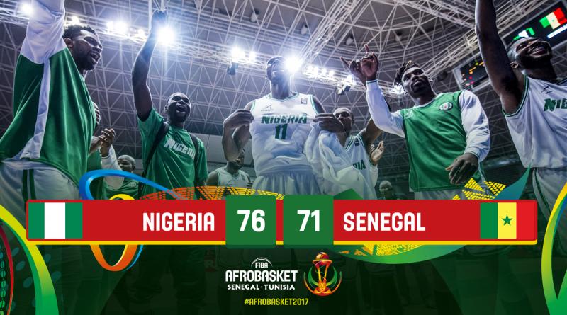 Defending Champions Nigeria