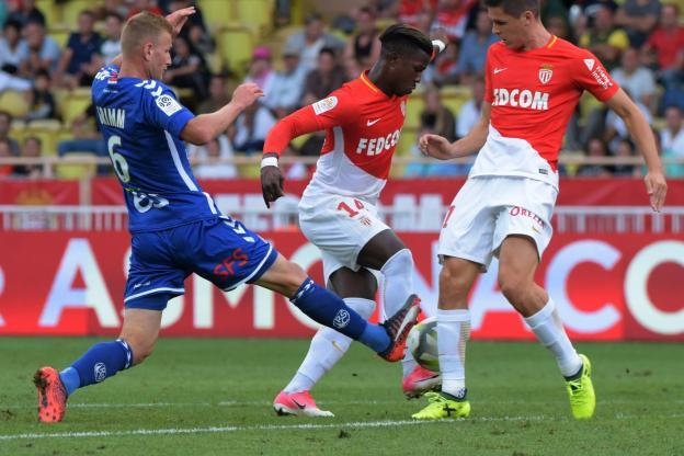 Keita Baldé a marqué 16 buts avec la Lazio la saison passée