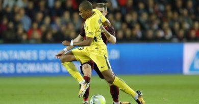 Kylian Mbappé a marqué dès son premier match avec le PSG