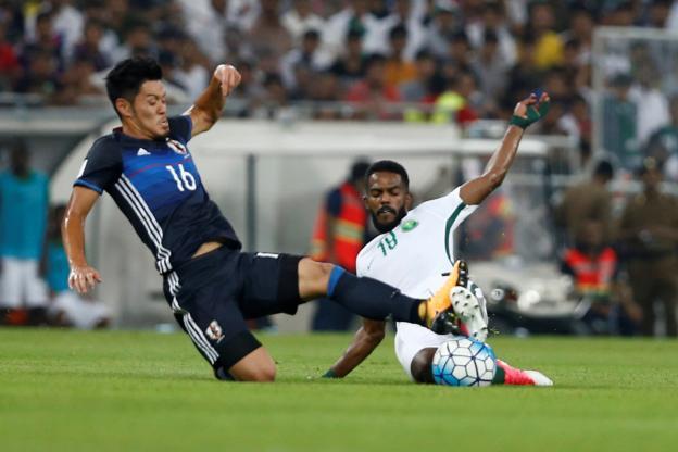 L'Arabie saoudite a réussi la performance de battre le Japon