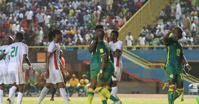 Le Sénégal « perd » 2 points au Burkina