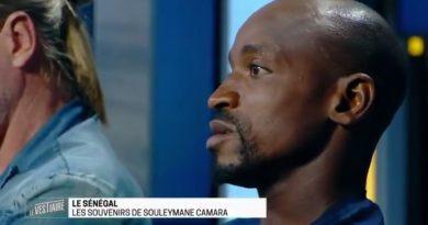 Le superbe souvenir de Souley Camara avant France-Sénégal 2002