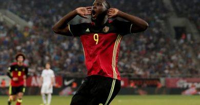 Lukaku a marqué le but de la victoire pour la Belgique