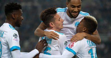 Marseille 2-0 toulouse 2017