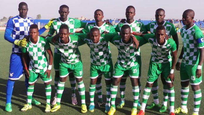 Mbour Petite Côte remporte la Coupe du Sénégal