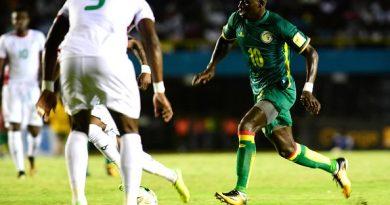 Sénégal 1-1 Burkina Faso