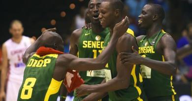 Sénégal 80-49 Mozambique