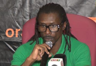 Vidéo : Suivez la conférence de presse d'avant match Eswatini vs Sénégal !