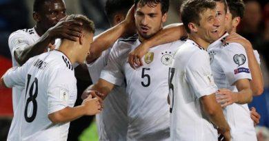 l'Allemagne gagne sans convaincre face à la République tchèque