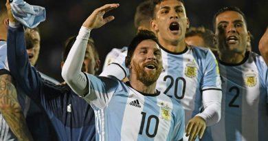 Argentine, Colombie et Uruguay prennent les derniers billets
