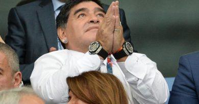 Diego Maradona critique certains choix du sélectionneur argentin