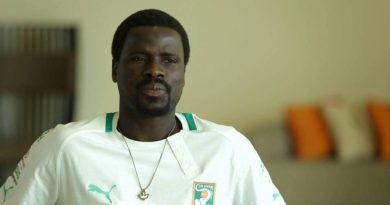 Emmanuel Eboue s'exprime