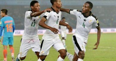 Le Ghana a battu ce mercredi le Niger