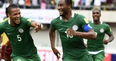 Le Nigeria en pole position pour décrocher le premier ticket africain