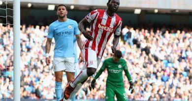 Man City 3-1 Stoke - diouf
