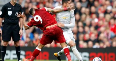 Manchester United s'en sort bien contre Liverpool
