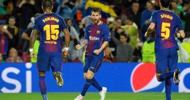 Messi rejoint Ronaldo dans le club des 100