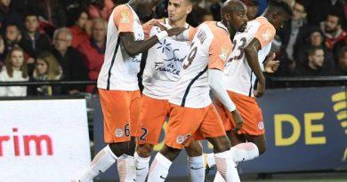 Souleymane Camara a ouvert le score pour Montpellier