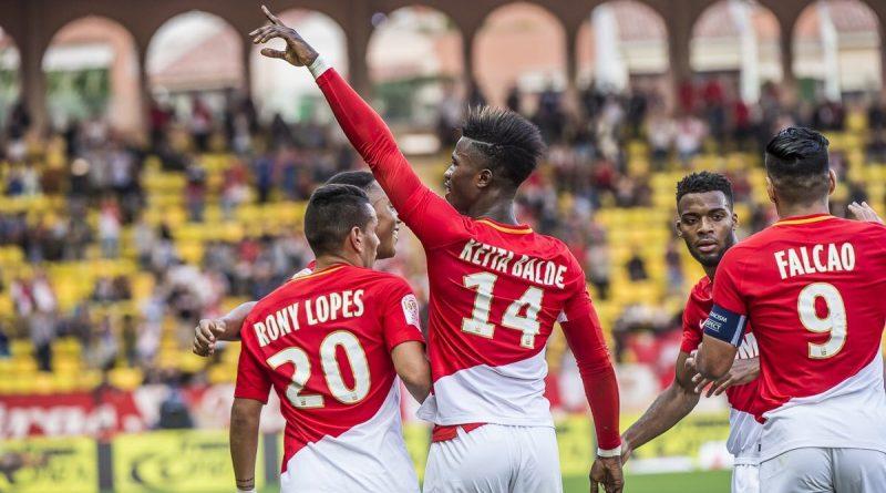 Très heureux d'avoir marquer mon 1er but avec AS Monaco,