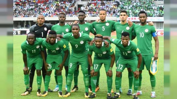 le Nigeria première équipe africaine qualifiée