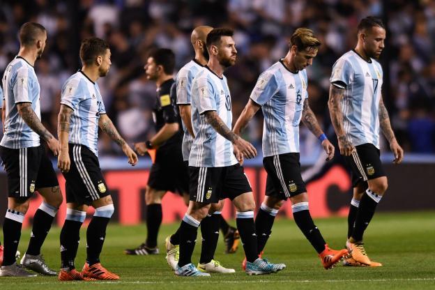 omment l'Argentine en est arrivée à jouer sa peau sur son dernier match