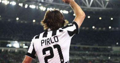 Andrea Pirlo a joué le dernier match de sa carrière cette nuit