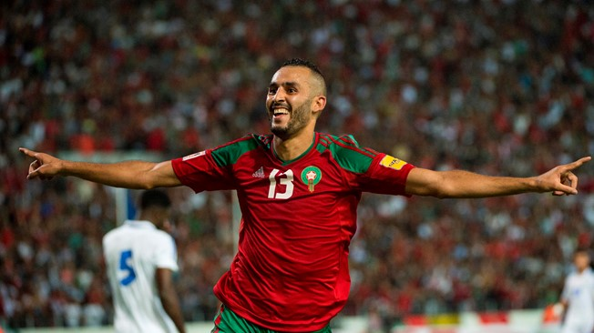 Boutaïb triple les chances des Lions
