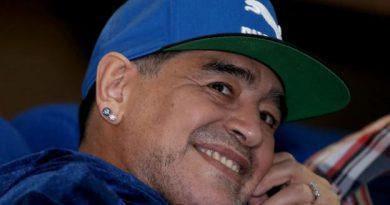 Diego Maradona a notamment joué en Italie