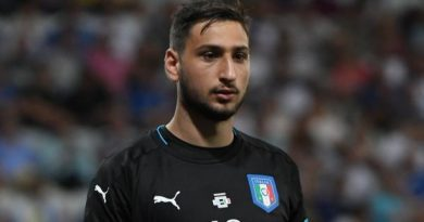Donnarumma, le gardien de l'Italie pour l'avenir
