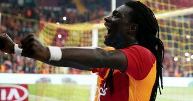 Doublé de Gomis et large victoire pour Galatasaray