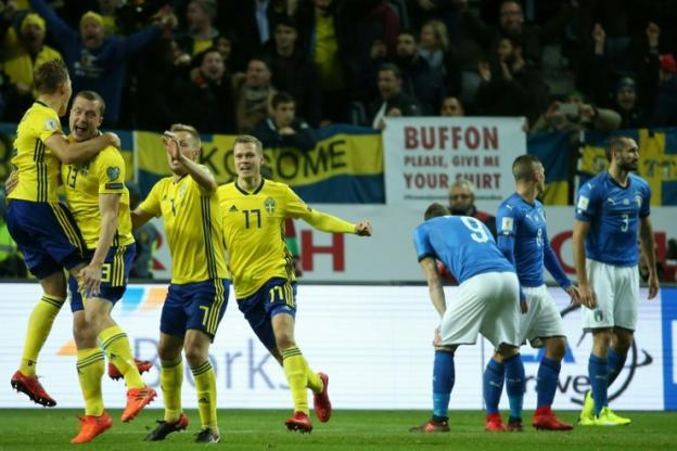 L'Italie piégée en Suède