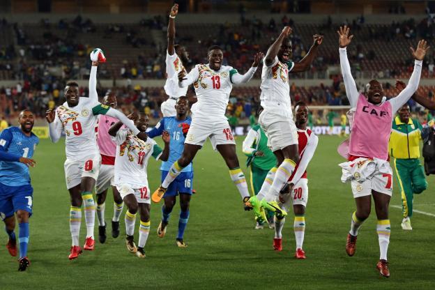 Le Sénégal est qualifié pour la Coupe du monde