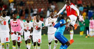 Le Sénégal mène la danse africaine
